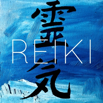 Reiki Album Cover