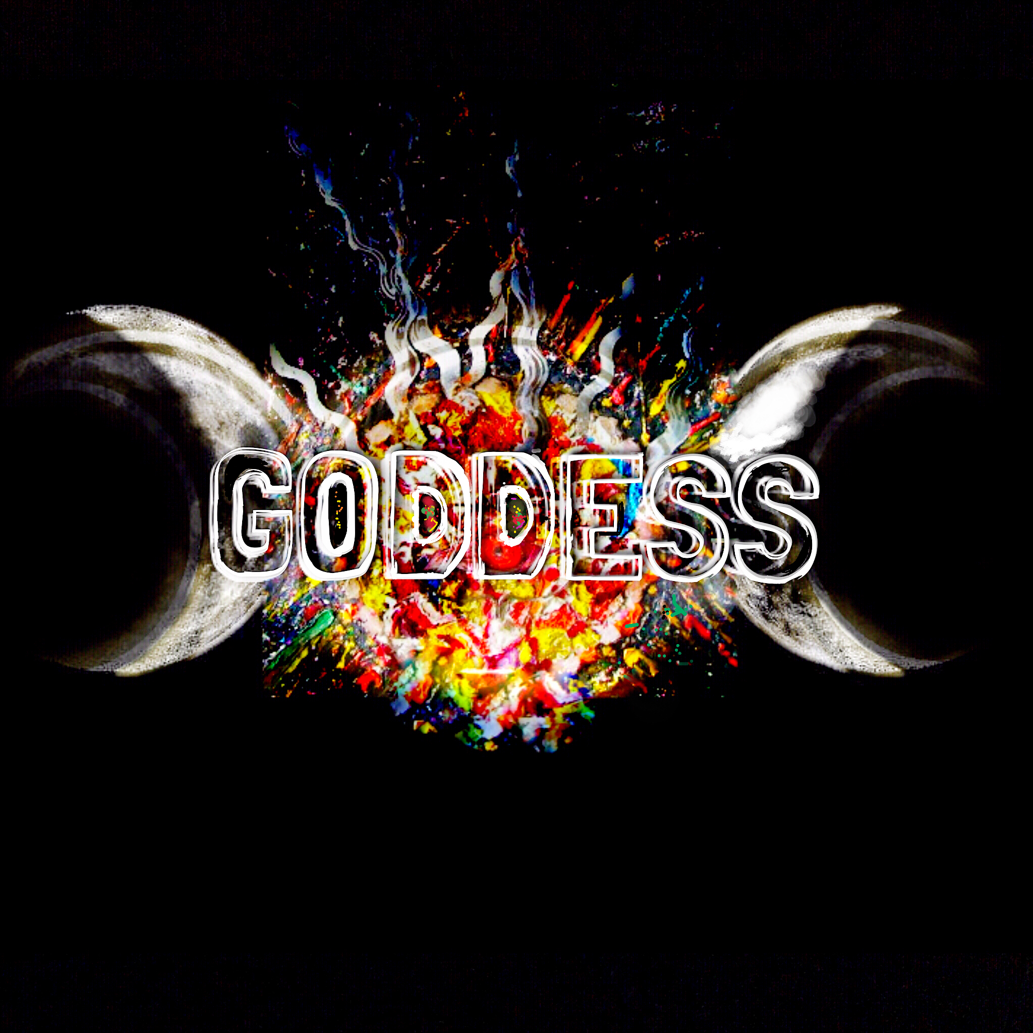 GODDESS ALBUM COVER ART